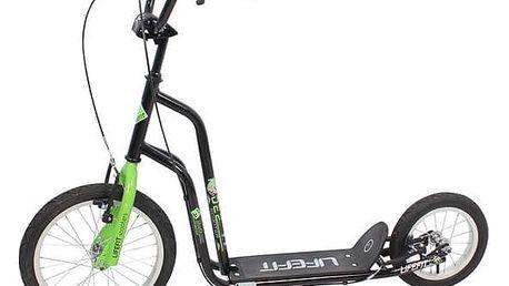"""LIFEFIT Rider 16""""/12"""" černá"""