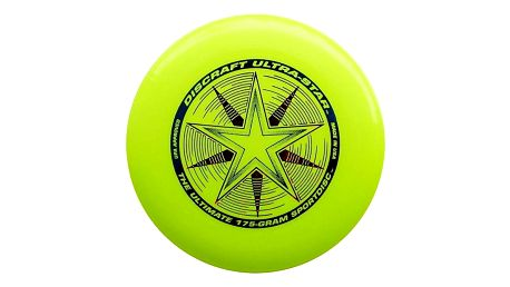 Frisbee Discraft Ultimate Ultra-star yellow