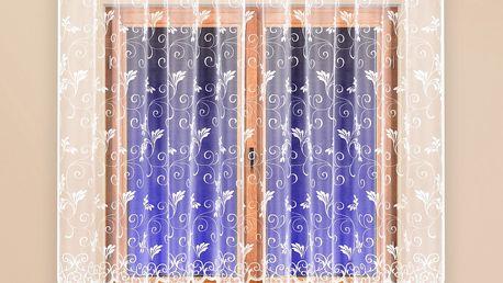 4Home Záclona Anita, 300 x 130 cm, 300 x 130 cm