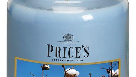 Price's Vonná svíčka ve skle Large Jar Cotton Powder
