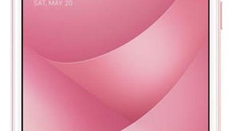 Mobilní telefon Asus 4 Max (ZC520KL-4I010WW) (ZC520KL-4I010WW) růžový Software F-Secure SAFE, 3 zařízení / 6 měsíců v hodnotě 979 Kč + DOPRAVA ZDARMA