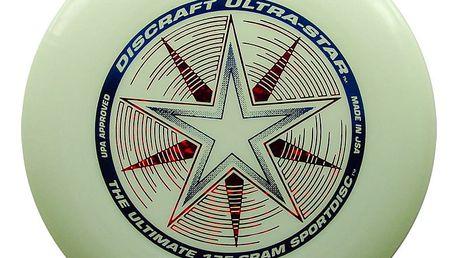 Frisbee Discraft Ultimate Ultra-star fosfor
