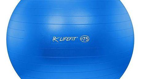 LIFEFIT ANTI-BURST 75 cm modrý