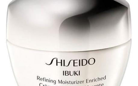 Shiseido Ibuki Refining Moisturizer Enriched 50 ml denní pleťový krém pro ženy