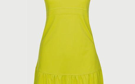Šaty Loap Monica Žlutá