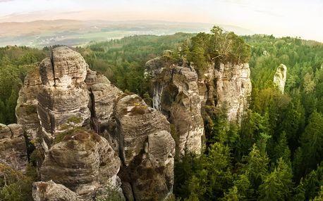 Léto nedaleko Adršpachu v v hotelu Grand Luxury Trutnov***
