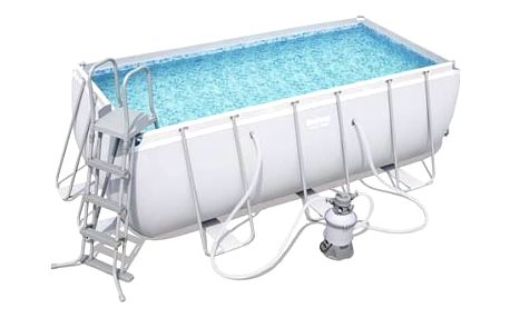 Bestway Power Steel Pool 412 x 201 x 122 cm set (BW56457)