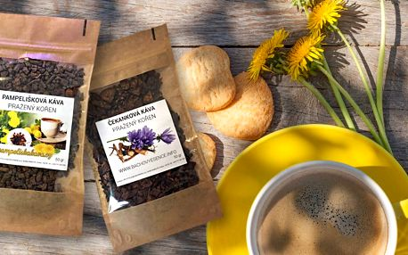 Zdravá káva z čekanky či pampelišky bez kofeinu