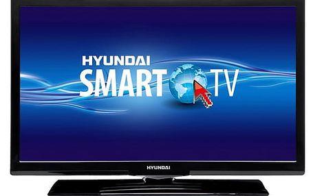 Televize Hyundai FLR 22TS211 SMART černá