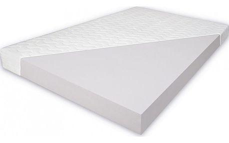 Oboustranná pěnová matrace s pratelným potahem