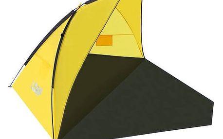 Loap Beach Shelter stan pro 4 osoby žlutá