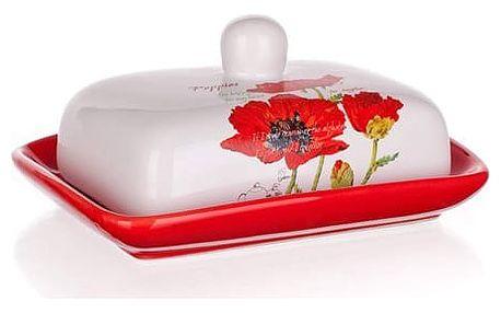 BANQUET Máslenka Red Poppy OK 60ZF1069RP