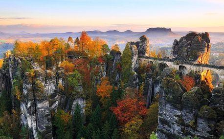 Celodenní výlet do Českosaského Švýcarska