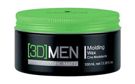Schwarzkopf 3DMEN 100 ml vosk na vlasy pro muže