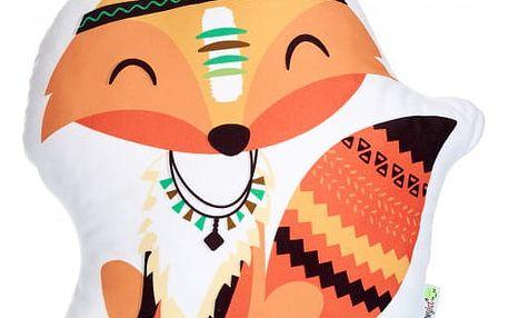 Polštář Lesní zvířátko Indián