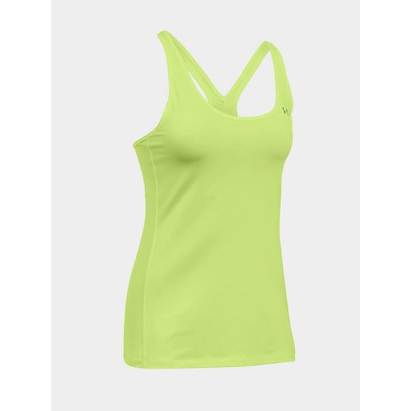Tílko Under Armour HeatGear Racer Tank Žlutá