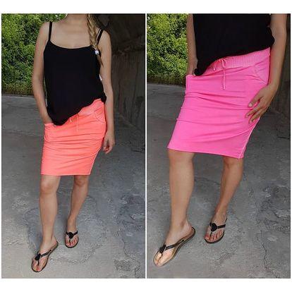 Dámská neonová sukně Denisse