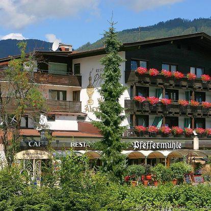 Rakousko, Tyrolsko: Hotel Alexander