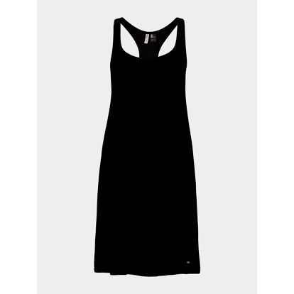 Šaty O´Neill LW RACERBACK JERSEY RIB DRESS Černá