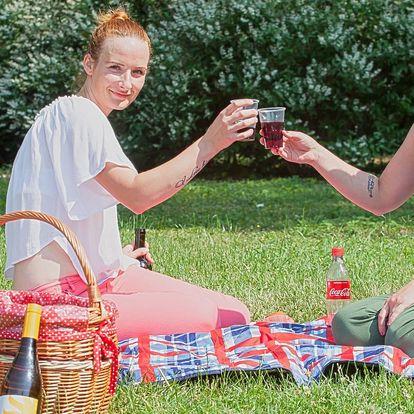 Hurá na piknik: koš plný dobrot třeba i s vínem