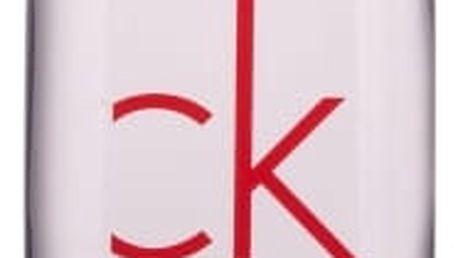 Calvin Klein CK One Red Edition For Her 100 ml toaletní voda pro ženy