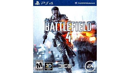 Hra EA PlayStation 4 Battlefield 4 (EAP40405)
