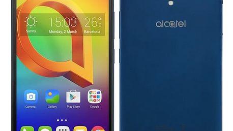 Mobilní telefon ALCATEL A2 XL 8050D Dual SIM modrý + dárek (8050D-2JALE1L)