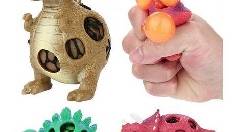 Antistresoví dinosauři se slizem