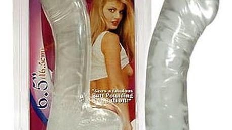 Lazy Buttcock - Stříbrný masturbátor