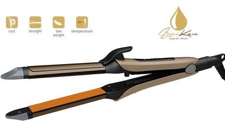 Concept VZ1430 multifunkční žehlička, kulma