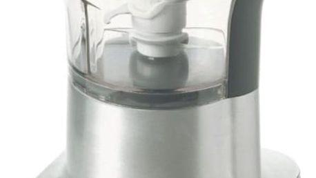 Sekáček potravin Kenwood CH250 stříbrný/hliník