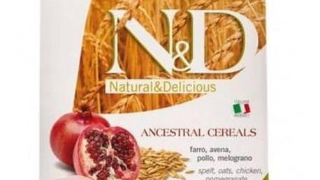 N&D Grain Free CAT Neutered Chicken&Pomegranate 5 kg
