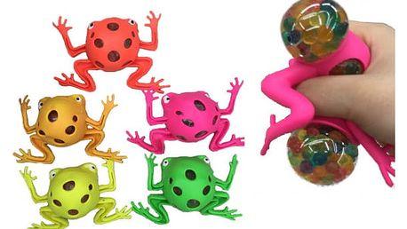 Antistresová žába se slizem