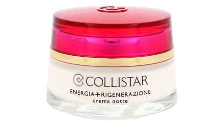 Collistar Special First Wrinkles Energy+Regeneration 50 ml noční pleťový krém pro ženy