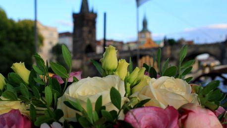 Otevřený voucher do květinářství Cloudy Rose