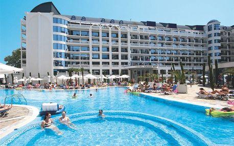 Bulharsko - Slunečné Pobřeží na 8 dní, polopenze nebo snídaně s dopravou letecky z Prahy
