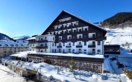 Rakousko - Tyrolsko na 5 až 6 dní, polopenze s dopravou vlastní