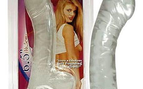 LLazy Buttcock - Stříbrný masturbátor