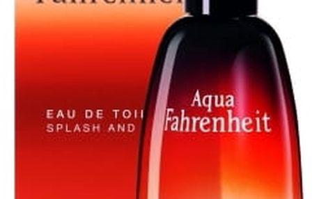 Christian Dior Aqua Fahrenheit 75 ml toaletní voda poškozená krabička pro muže