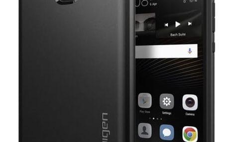 Kryt na mobil Spigen Rugged Armor Huawei P9 Lite (2017) černý (HOUHUP9L2017SPBK)