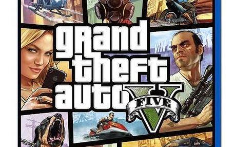 RockStar PlayStation 4 Grand Theft Auto V (428391)
