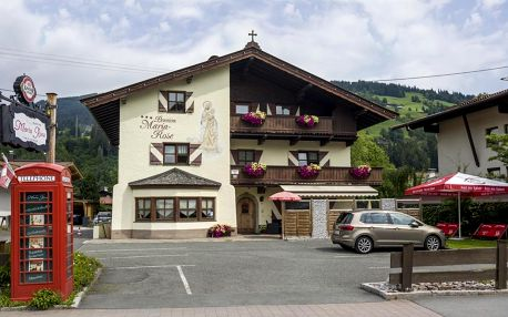 Rakousko, Tyrolsko: Pension Maria Rose