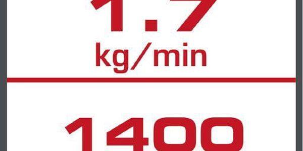 Mlýnek na maso Tefal NE109838 černý/stříbrný + DOPRAVA ZDARMA2