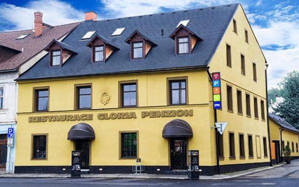 Pension a restaurant Gloria Chrastava