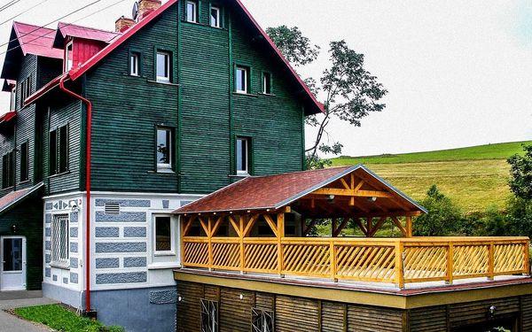 Hotel Star *** u Klínovce s polopenzí a wellness