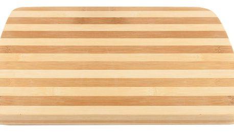 Bambusové prkénko na krájení JOCCA Chopping, 38x29 cm