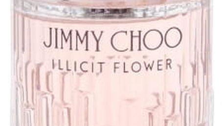 Jimmy Choo Illicit Flower 100 ml toaletní voda tester pro ženy