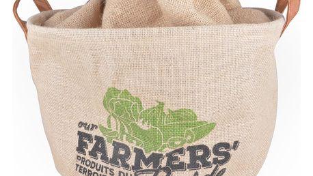 Taška na brambory Esschert Design Farmers Pride