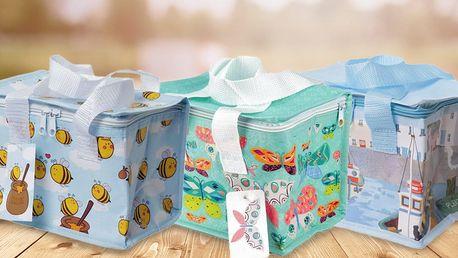 Chladicí svačinové tašky v devíti motivech