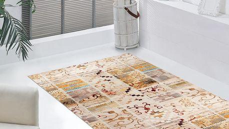 Odolný koberec Vitaus Leanne, 80x150cm